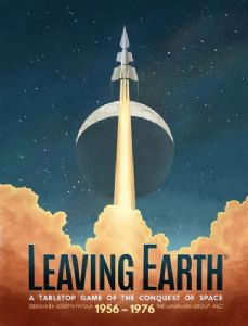 Leaving Earth (including Mercury Mini Expansion)